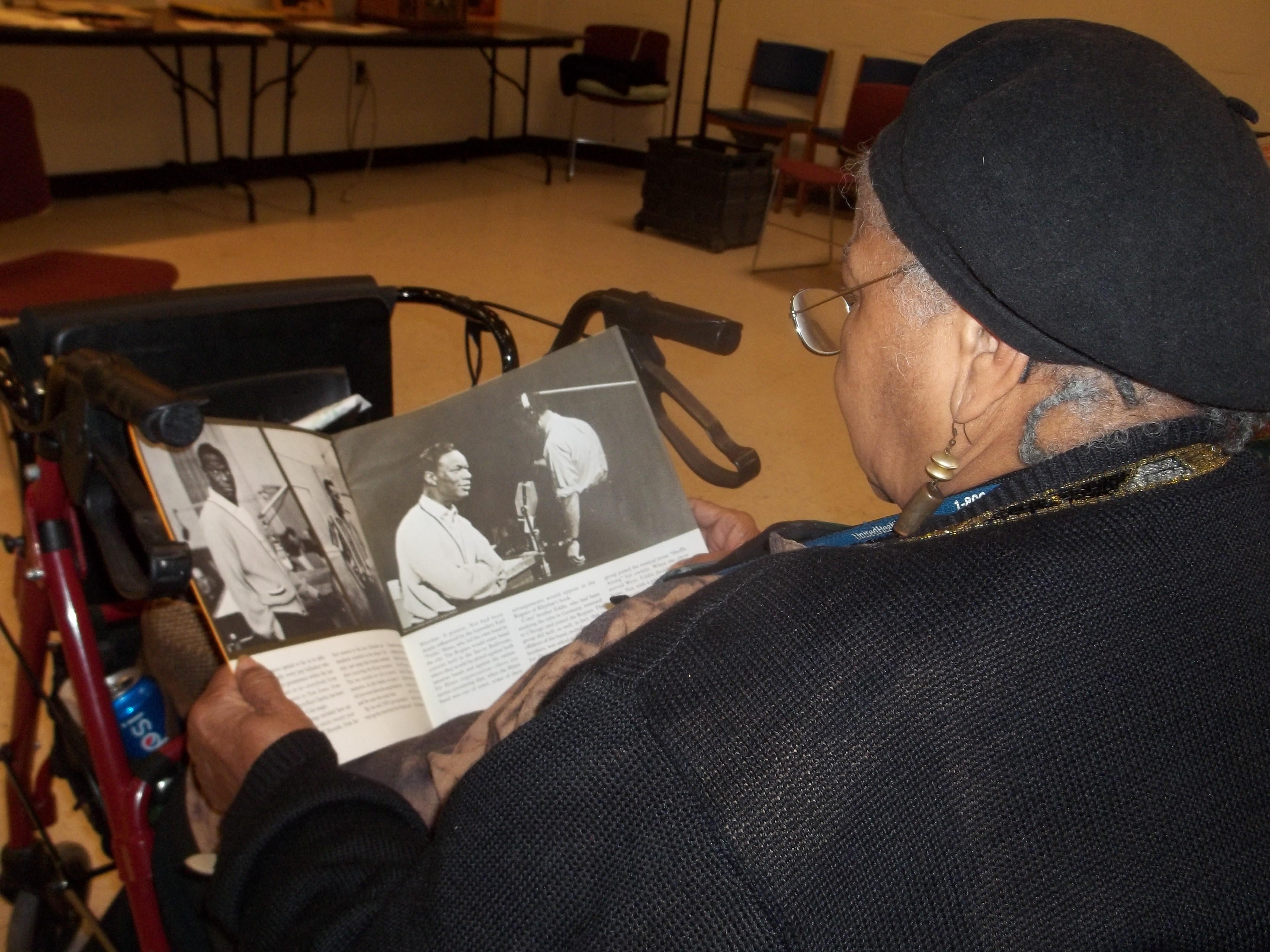 Community Jazz Legend